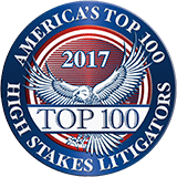 America's Top 100 High Stake Litigators | Attorney Tracy Wooden