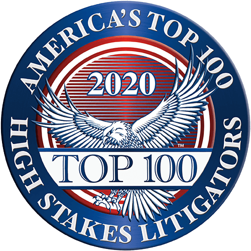 Top 100 High Stakes Attorney